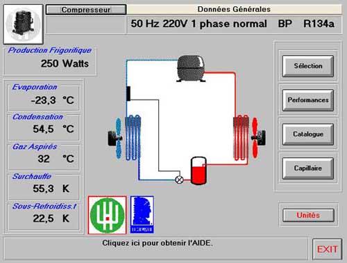 Calcul puissance frigorifique evaporateur blog sur les - Calcul puissance chambre froide ...